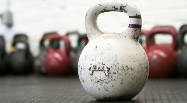 6 kettlebell exercises that will help you burn more fat and pack on more muscles